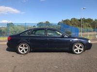 Audi A6 se 1.9 tdi 130bhp 2004 cheap diesel