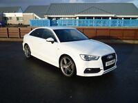 Audi A3 saloon, 2.0Tdi s-line