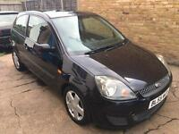 2006 Ford Fiesta Style Black 1.2i - MOT until September - Very Clean and Tidy - Ideal First Car