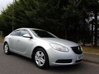 JULY 2009 VAUXHALL INSIGNIA EXCLUSIV 1.8 16v PETROL LOVELY LOW MILEAGE EXAMPLE FULL SERVICE HISTORY