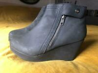 Kurt Geiger ankle boots size 40 new