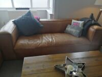 THREE SEATER AND TWO SEATER MATCHING SOFA'S