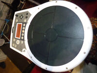 Roland handsonic 10 hand percussion pad, electronic bongo drum,