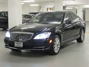 2012 Mercedes-Benz S-Class S550 4MATIC/No Accident/Night Vision/