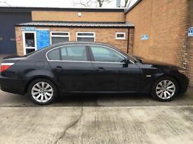 BMW 520 SE Diesel 57 plate Full MOT and FSH.
