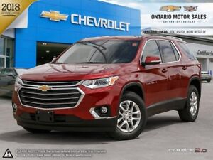 2018 Chevrolet Traverse LT AWD / TRAILERING PACKAGE / POWER L...