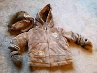 Tigger Jacket (0-3 months)