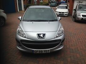 59 REG Peugeot 207 1.4 Urban just serviced and new clutch