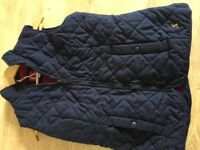 Joules body warmer equestrian