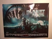 Set of 5 cinema poster
