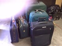 Various travel cases