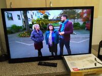 "Excellent 40"" SONY BRAVIA LED SMART TV full hd ready 1080p, freeview"