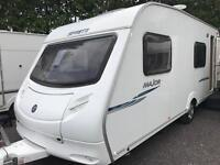 Sprite major 2009 6 berth touring caravan
