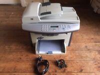 HP LaserJet 3052 Multifunction All-In-One Laser Printer Fax Copier Scanner (CAN DELIVER)