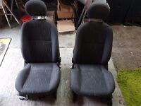 VW golf seats fits T4 or beetle