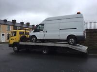 Mercedes recovery truck 817 eco 6 speed 4.2 lk900 814 813 811 alloy body and ramps husky winch