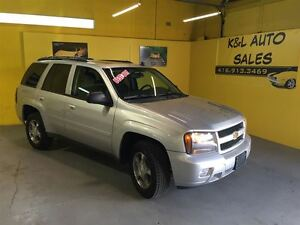 2009 Chevrolet TrailBlazer LT1 ~ 4x4 ~ SUNROOF ~ ALL POWER OPTIO