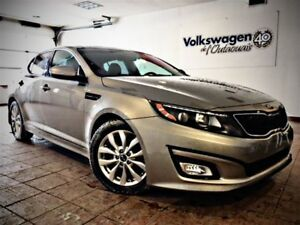 2015 Kia Optima EX at