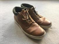 Size 8.5 Timberland Brown Boots / Shoes