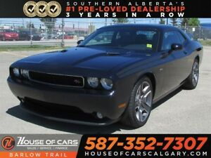 2012 Dodge Challenger R/T  / Navi / Leather seats