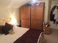 Two Wooden Wardrobes - Collection Only