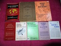 Radio Servicing books pick and mix