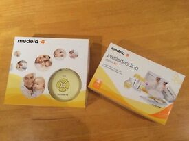 Medela Swing Electric Breast Pump + Starter Kit - Hardly Used