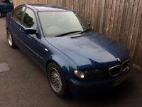 BMW 318 SE Spares or Repair