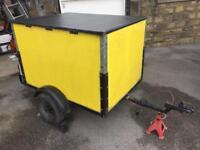 Box trailer - 4 ft x 3 ft