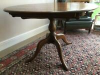 Ercol Chester extending dining table, seats 6 - 8