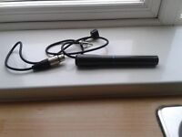 Microphone Audio-Technical ATM-10a-OMN1-directional instrument condensor microphone.