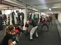 Rooney's Gym Boxing Classes for All Central London