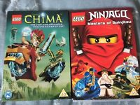 Various Children's DVDs - including LEGO Chima, LEGO Ninjago, Ben 10 and Zathura
