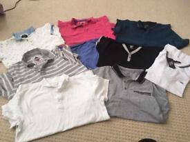 Men's tshirt bundle medium