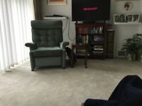 Parker Knoll reclining arm chair in excellent condition