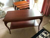 Coffee Table and Occasional Table Set