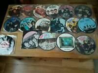 Beatles picture discs