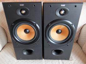Bowers & Wilkins B&W 602 speakers