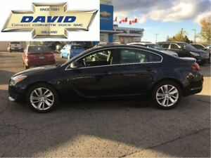 2016 Buick Regal 1SL, HEATED LEATHER SEATS, REAR CAM, BLUETOOTH