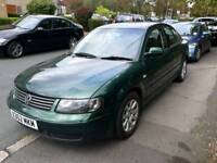 ++++QUICKSALE WANTED VOLKSWAGEN PASSAT WITH LPG+++FULL LEATHER INSIDE DRIVES GOOD+++
