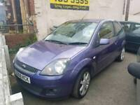 2008 08 ford fiesta violet edition lovely car