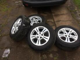 """Ford S Max/Mondeo/C Max 16"""" alloys"""
