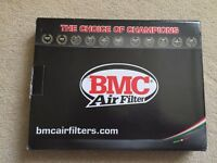 VW Golf R BMC Replacement Performance Air Filter.