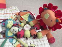 Mamas and papas Jamboree nursery interior