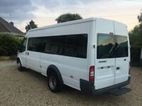 17 seater low mileage one owner