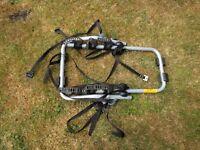 3-bike folding bike rack