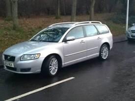Volvo v50 SE LUX D