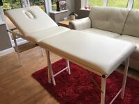 Massage / Beauty portable couch with bag