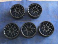 BBS 19'' RE 198 Magnesium Centre Lock wheels vw bmw audi peugeot