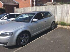 Audi A3, 2 Litre FSI